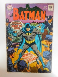 Batman #201 (1968)