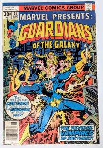 Marvel Presents #11 (Jun 1977, Marvel) VF- 7.5 Guardians of the Galaxy