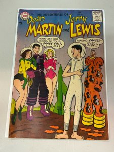 Adventures of Dean Martin and Jerry Lewis  34 VG-
