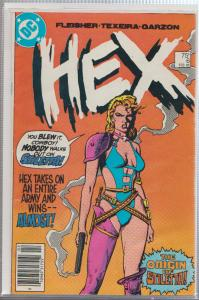 HEX # 6 DC COMICS BAD GIRL - THE ORIGIN OF STILETTA
