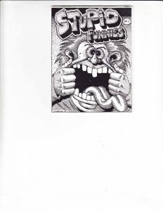 Stupid Funnies #1 VF/NM jeff gaither - jeff nicholson - tim corrigan - rare 1986