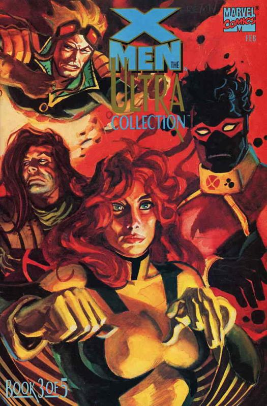 X-Men: The Ultra Collection #3 VF/NM; Marvel | save on shipping - details inside