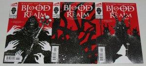 Blood Realm vol. 2 #1-3 VF/NM complete series - robert geronimo - alterna set 2