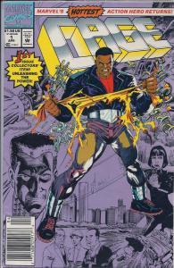CAGE VOL 1 NO. 1 April 1992 Marvel Comics