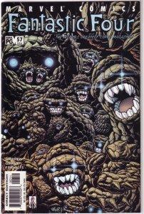 Fantastic Four   vol. 3   #57/486 VF/NM