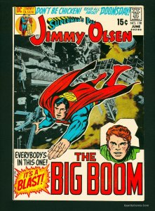 Superman's Pal, Jimmy Olsen #138 FN+ 6.5 White Pages