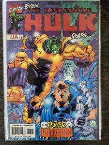 The Incredible Hulk #473 (1999)