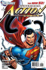 Action Comics (2nd Series) #2A VF/NM; DC | save on shipping - details inside