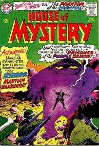 House of Mystery (1951 series) #154, VF- (Stock photo)