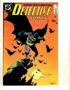 Detective Comics # 583 NM DC Comic Book Joker Batman Robin Catwoman Gotham RM2