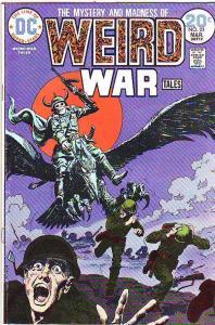 Weird War Tales #23 (Mar-74) VF/NM High-Grade