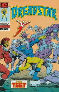Dreadstar #16 FN; Epic | save on shipping - details inside