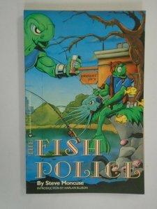 Fish Police Hairballs TPB SC 6.0 FN (1987 Warner Books)