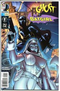 GHOST / BATGIRL #1 2 3 4, NM+, Gotham, Femme Fatales, more BG in store