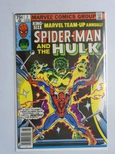 Marvel Team-Up (1st Series) Annual #2, 7.0 (1979)