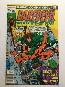 Daredevil 153 Near Mint Nm Marvel