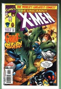 The Uncanny X-Men #347 (1997)