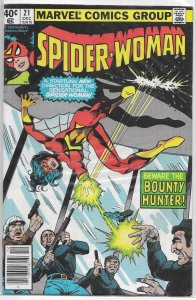 Spider-Woman   vol. 1   #21 FN