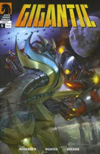 Gigantic (Dark Horse) #5 VF/NM; Dark Horse | save on shipping - details inside