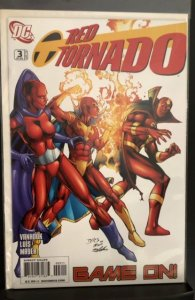 Red Tornado #3 (2010)