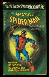 AMAZING SPIDER-MAN RARE PAPERBACK 1966-STEVE DITKO-LEE VG/FN