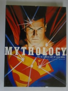 Mythology The DC Art of Alex Ross HC 4.0 VG (2003)