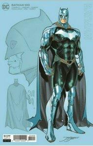Batman #100 Jimenez 1:25 Variant Cover PRE-SALE  DC 10/6  1st Ghost-maker