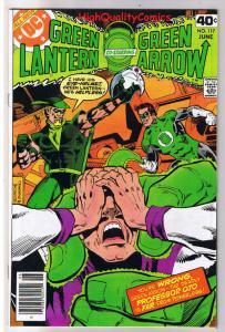 GREEN LANTERN #117, NM-, Green Arrow, Professor Ojo, 1960, more in store