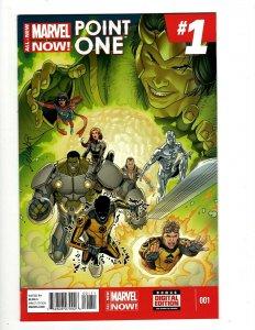 Marvel Point One # 1 NM 1st Print Comic Book 1st Full Kamala Khan Ms Marvel HR8