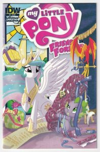 My Little Pony Friends Forever #3 March 2014 IDW
