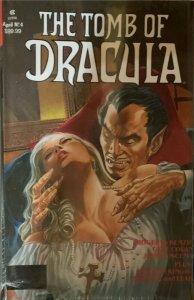 TOMB OF DRACULA OMNIBUS HARDCOVER VOLUME 3 SEALED.