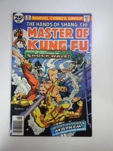 Master of Kung Fu #43 (1976)