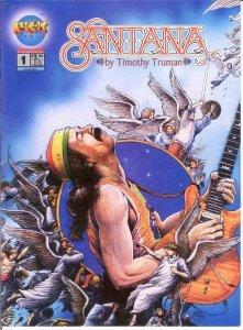 SANTANA (1994 ROCK-IT) 1 ( 3.95 cvrpr) VF-NM May 1994