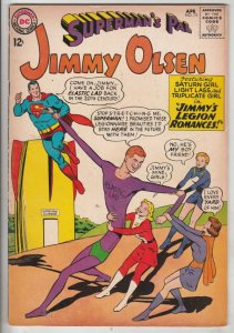 Jimmy Olsen, Superman's Pal  #76 (Apr-64) FN/VF+ High-Grade Jimmy Olsen