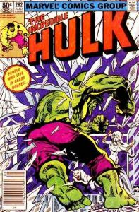 Incredible Hulk (1968 series) #262, VF+ (Stock photo)