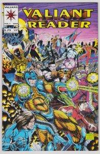 Valiant Reader #1 (VF-NM) 1993