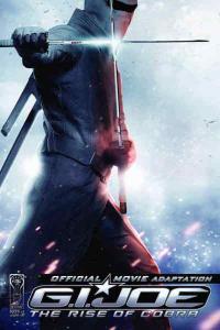 G.I. Joe: Rise of Cobra Movie Adaptation #4B VF/NM; IDW   save on shipping - det