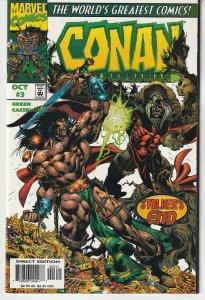 Conan The Barbarian(Marvel, mini-series, 1997) # 3