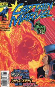 Captain Marvel (5th Series) #8 VF/NM; Marvel | save on shipping - details inside