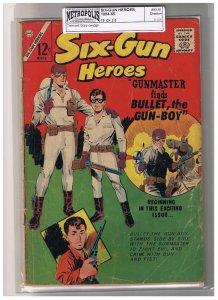 Six-Gun Heros G+ 2.5 Mar 64