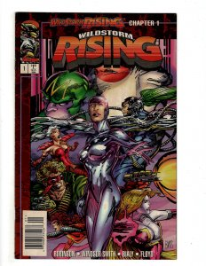 Wildstorm Rising #1 (1995) J610