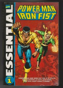 POWER MAN & IRON FIST ESSENTIAL VOL. 1 MARVEL COMICS 2007 1ST PRINT