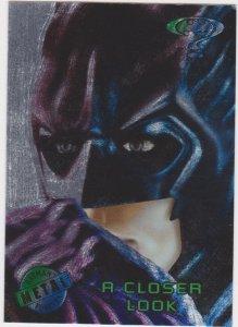 1995 Batman Forever Metal #90 A Closer Look