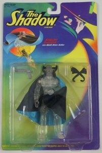 the Shadow Action Figure - Ambush Shadow w/ Quick Draw Action - NEW on card