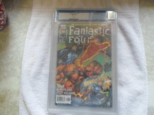 NOV. 96 GREADED CGC 9.4 FANTASTIC FOUR # 1
