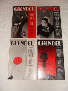 Grendel: Black, White, and Red #1-4 NM