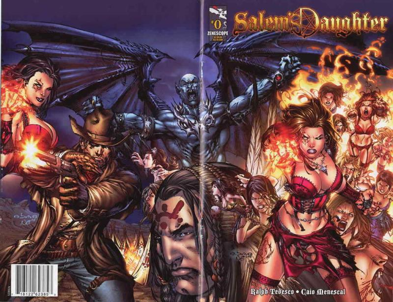 Salem's Daughter #0 FN; Zenescope | save on shipping - details inside