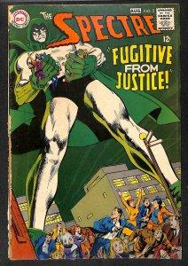 Spectre #5 GD+ 2.5 DC Comics