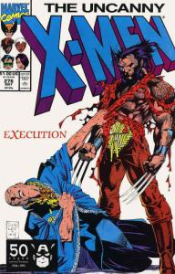 Uncanny X-Men, The #276 VF; Marvel   save on shipping - details inside