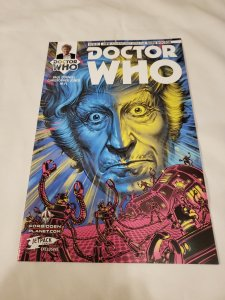 Doctor Who 1 NM Jetpack Variant